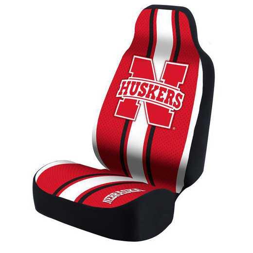 USCSELA013: Universal Seat Cover for University of Nebraska