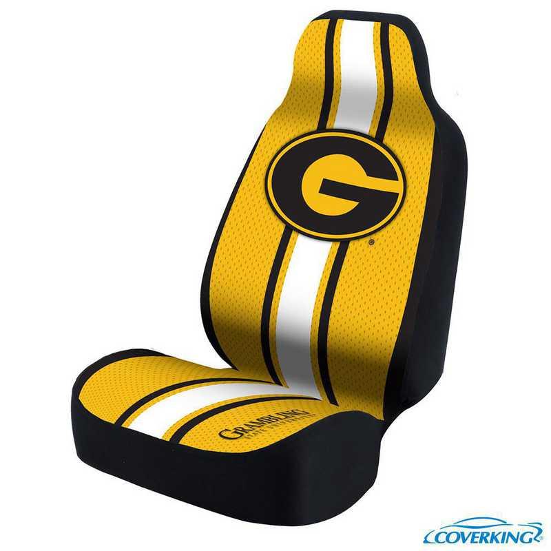 USCSELA036: Universal Seat Cover for Grambling State University