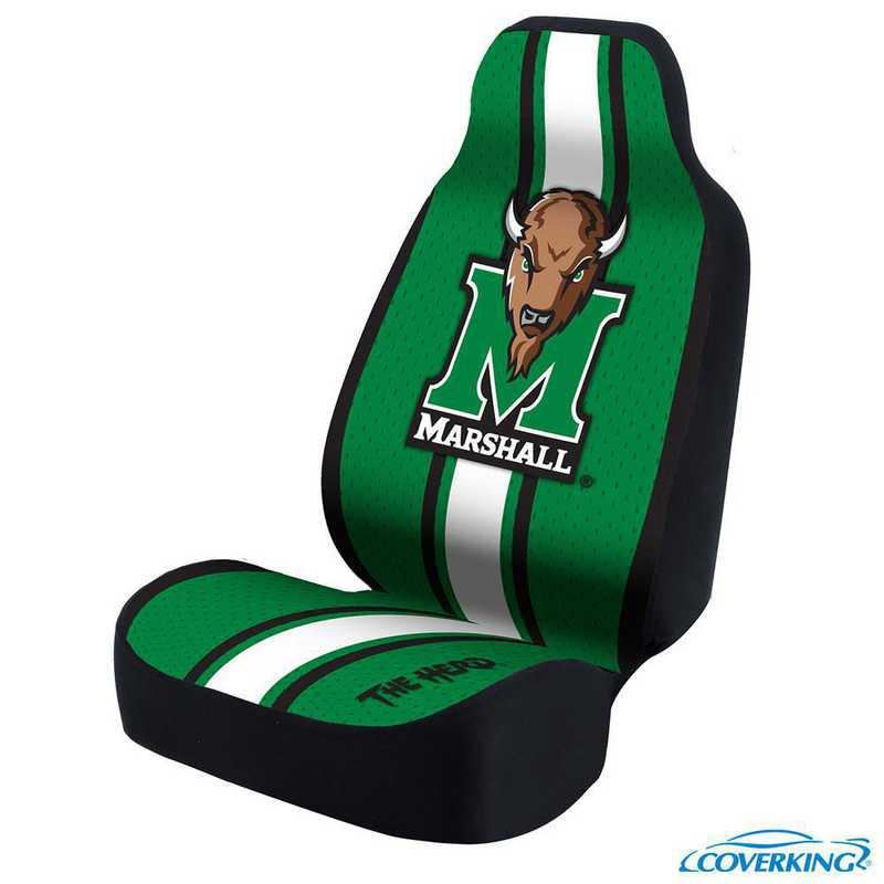 USCSELA040: Universal Seat Cover for Marshall University