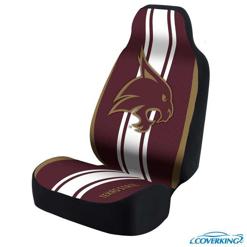 USCSELA054: Universal Seat Cover for Texas State University