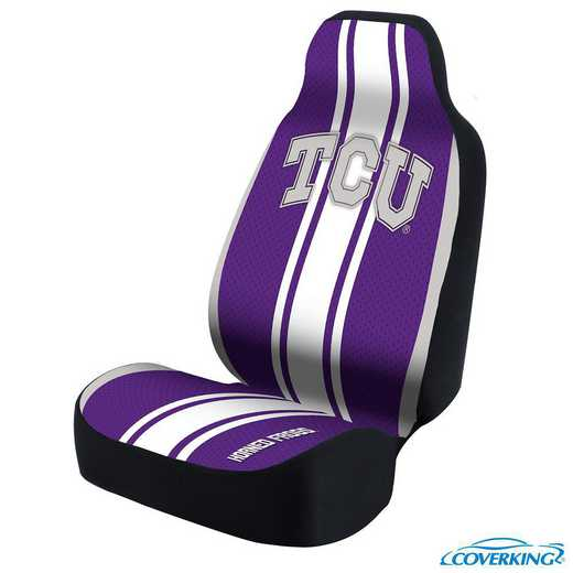 USCSELA056: Universal Seat Cover for Texas Christian University
