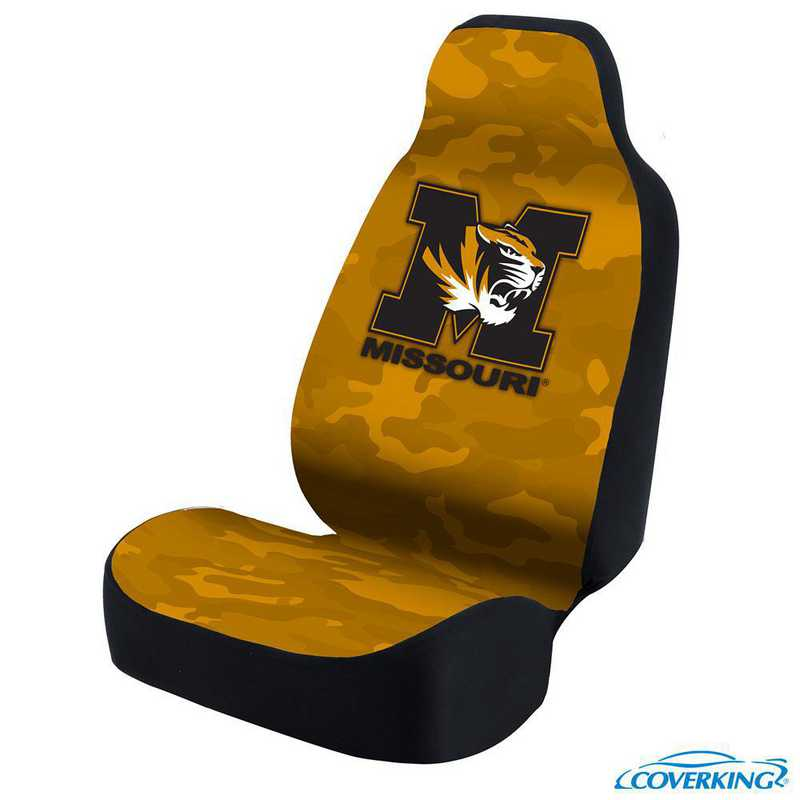 USCSELA110: Universal Seat Cover for University of Missouri