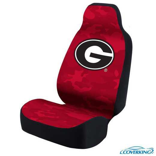 USCSELA112: Universal Seat Cover for University of Georgia