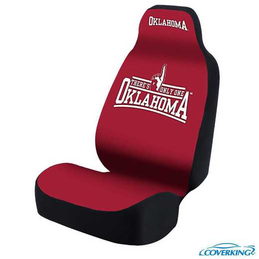 USCSELA127: Universal Seat Cover for University of Oklahoma