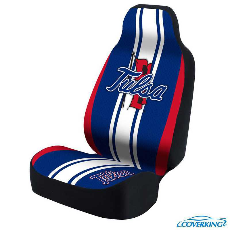 USCSELA141: Universal Seat Cover for University of Tulsa