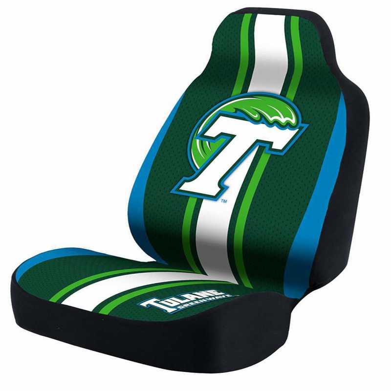 USCSELA142: Universal Seat Cover for Tulane University