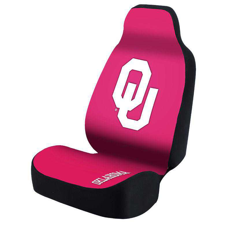 USCSELA146: Universal Seat Cover for University of Oklahoma