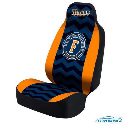 USCSELA155: Universal Seat Cover for Cal State University Fullerton