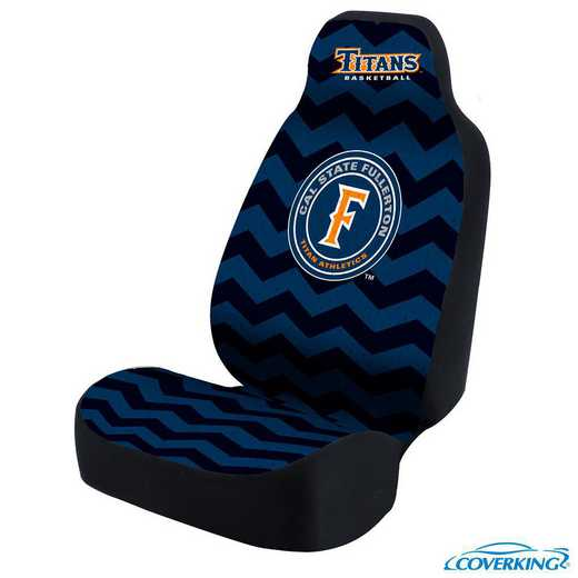 USCSELA157: Universal Seat Cover for Cal State University Fullerton