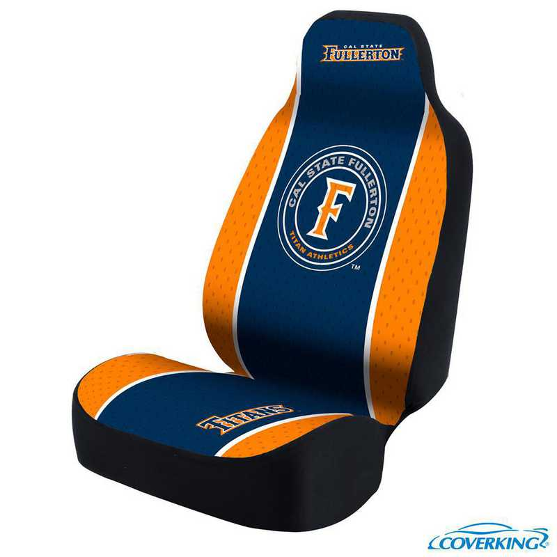 USCSELA159: Universal Seat Cover for Cal State University Fullerton