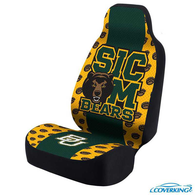 USCSELA163: Universal Seat Cover for Baylor University