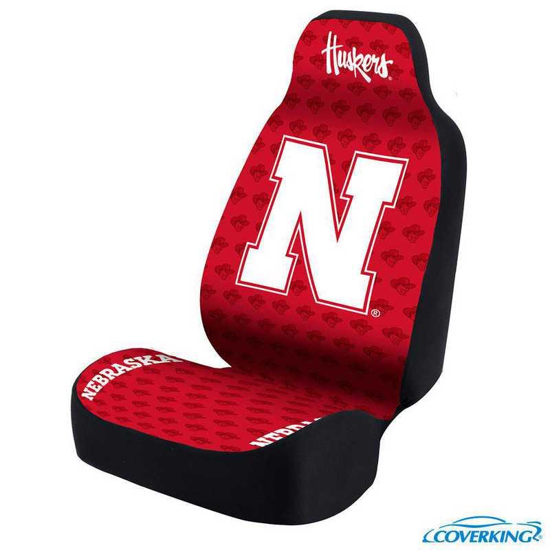 USCSELA189: Universal Seat Cover for Nebraska - Lincoln Nebraska