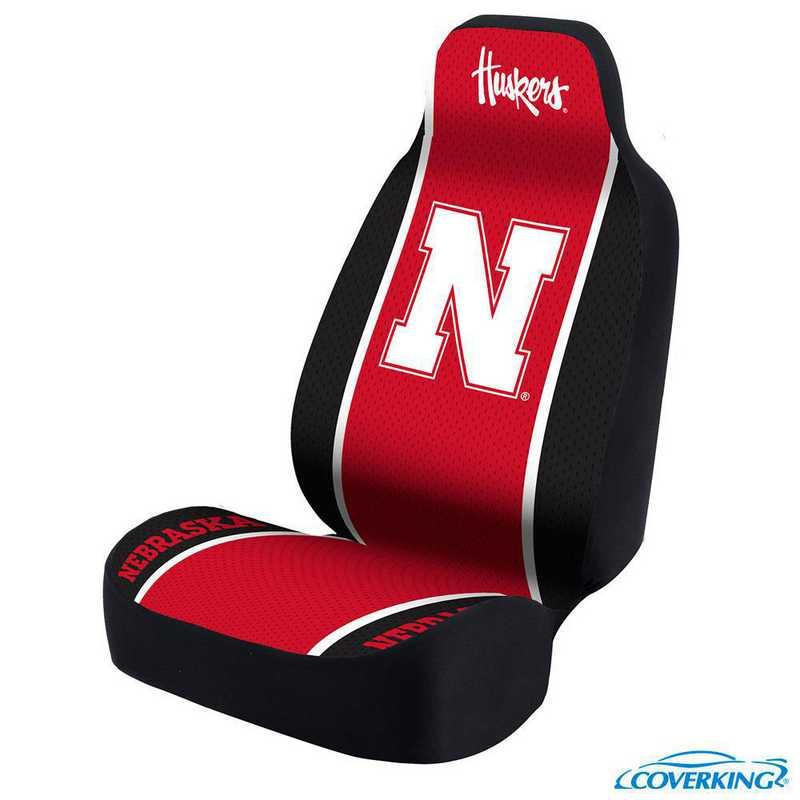 USCSELA190: Universal Seat Cover for Nebraska - Lincoln Nebraska
