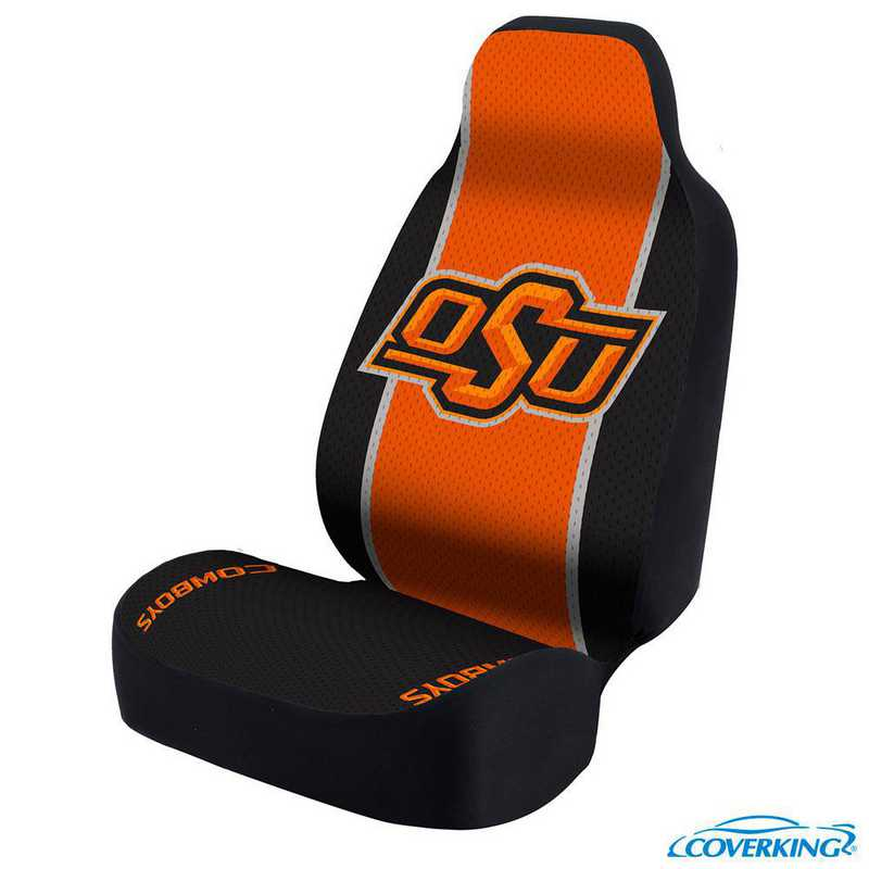 USCSELA233: Universal Seat Cover for Oklahoma State University