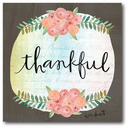 WEB-TS161-16x16: Thankful , 16x16