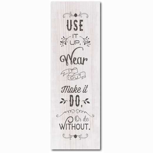 WEB-TS152-12x36: Use it Up , 12x36