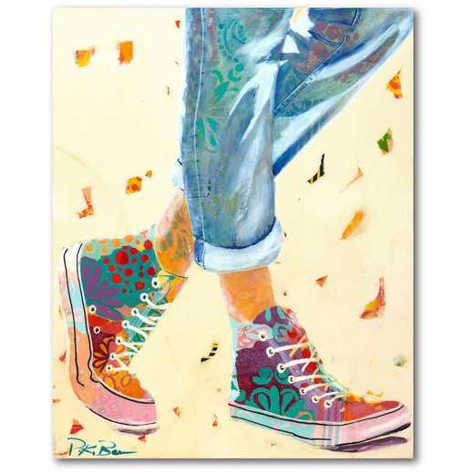 """WEB-TS301-16x20: CM Cool Walk  Wall Art- 16""""x20"""""""