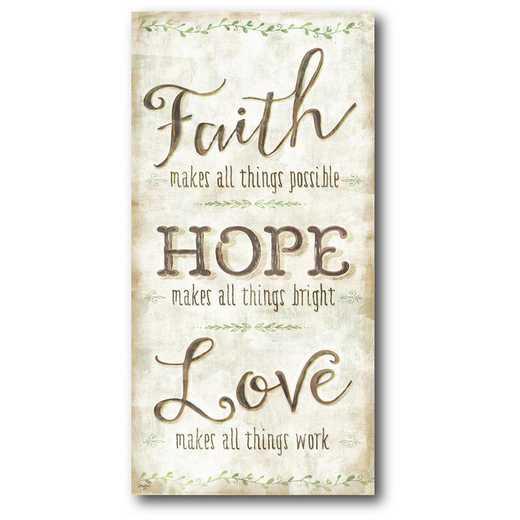 """WEB-IF144-24x48: CS Faith & hope 24""""x48"""""""