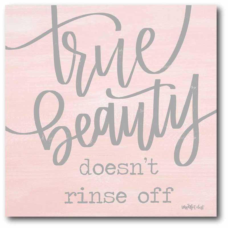 WEB-T913-16x16: CM True beauty  Canvas  - 16x16