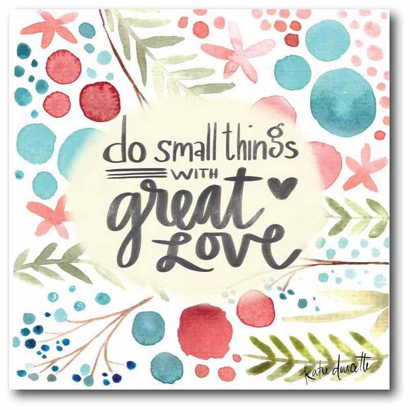 WEB-TS159-20x20: CS Great Love 20