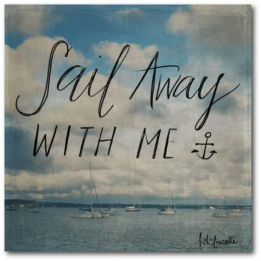 WEB-TS120-16x16: Sail Away, 16x16