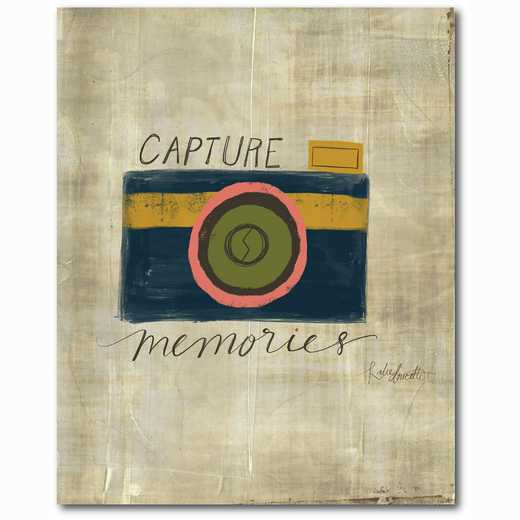 WEB-TS121-16x20: Capture Memories Camera, 12x18