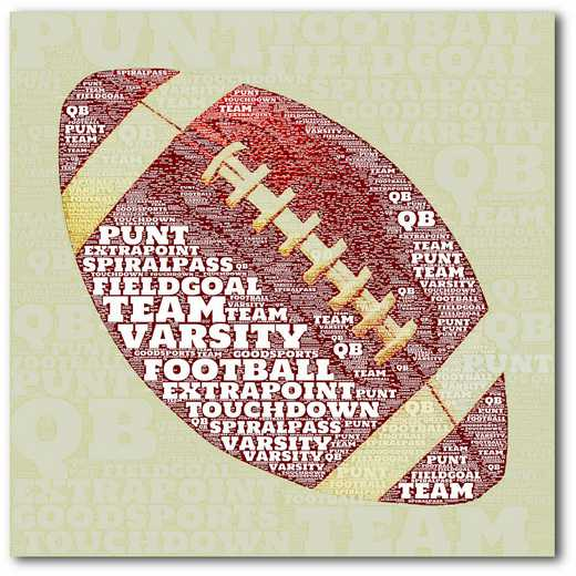 WEB-TS138-16x16: Football Sentiment, 16x16