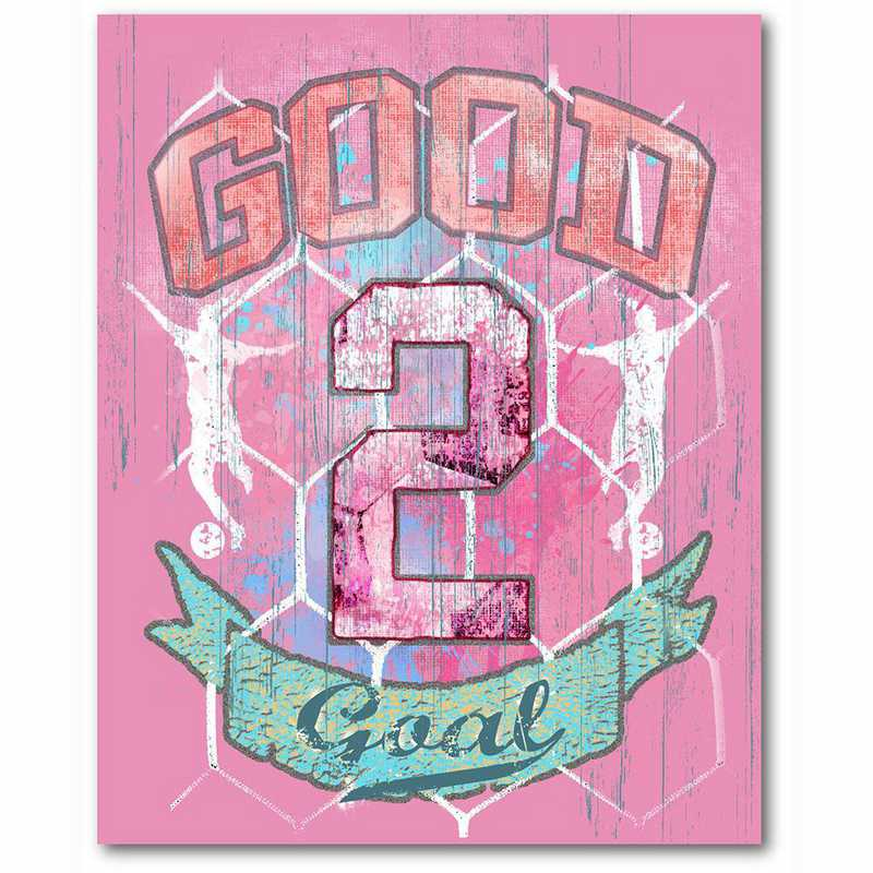 WEB-TS412-16x20: CS Good to Goal  Canvas 16
