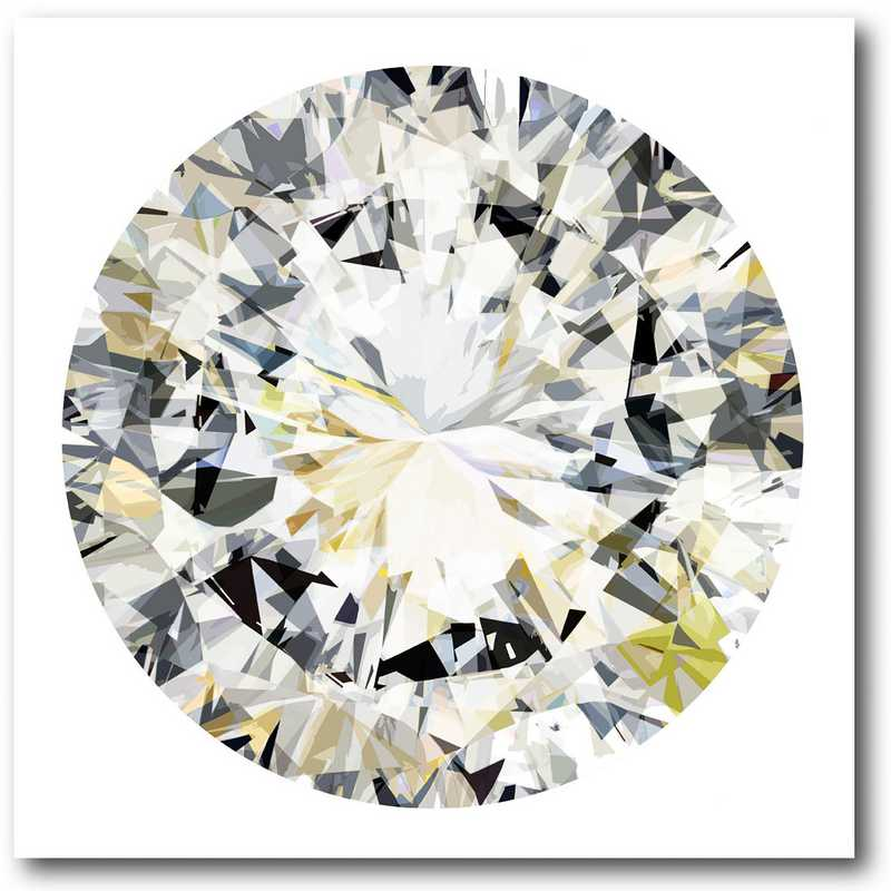 WEB-FD126-16x16: Diamond, 16X16