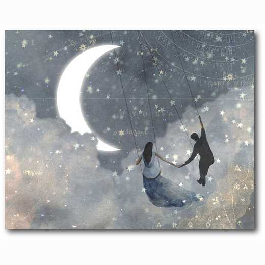 WEB-MV385-16x20: Celestial Love l , 16x20