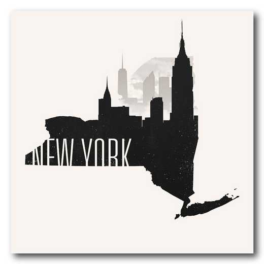 WEB-ST180-16x16: New York, New York , 16X16