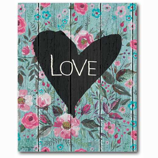 WEB-TS156-16x20: Love Flowers , 16x20