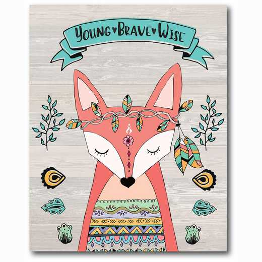 WEB-TS157-16x20: Fox , 16x20