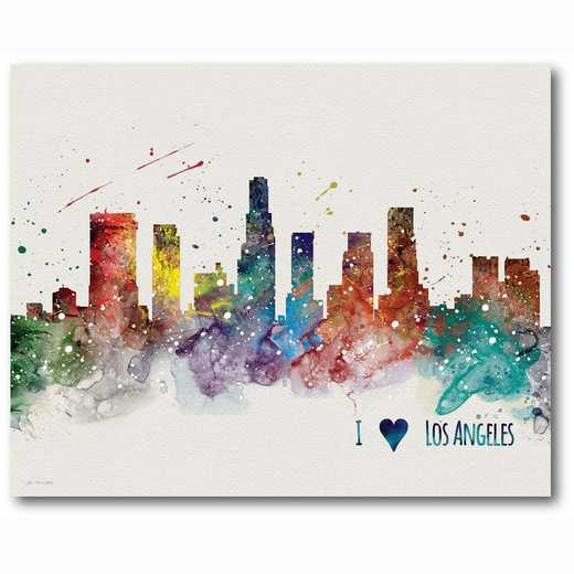 WEB-TS191-16x20: Los Angeles , 16x20
