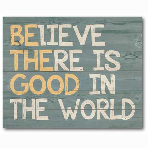 WEB-TS195-16x20: Be The Good New , 16x20