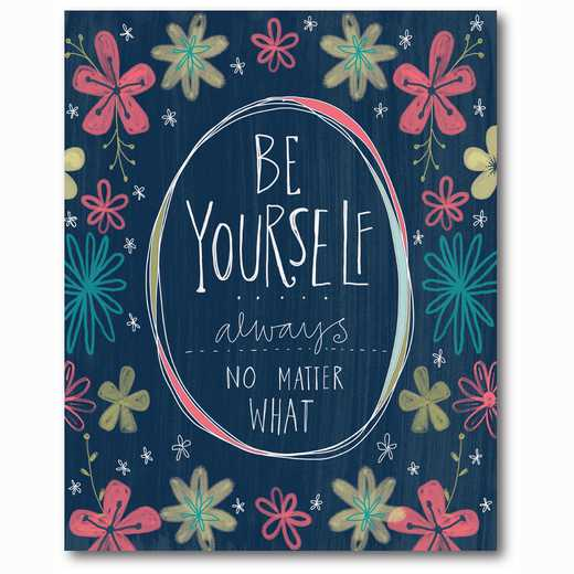 WEB-TS211-16x20: Be Yourself , 16x20