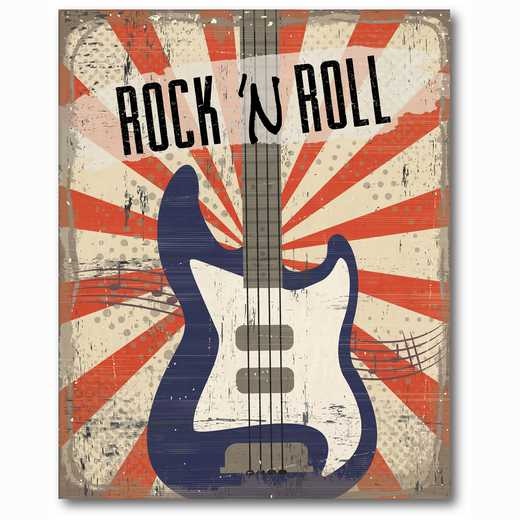 WEB-TS230-16x20: Rock Out II , 16x20