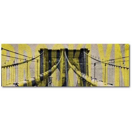 WEB-ST177-12x24: Brooklyn Bridge , 12x24