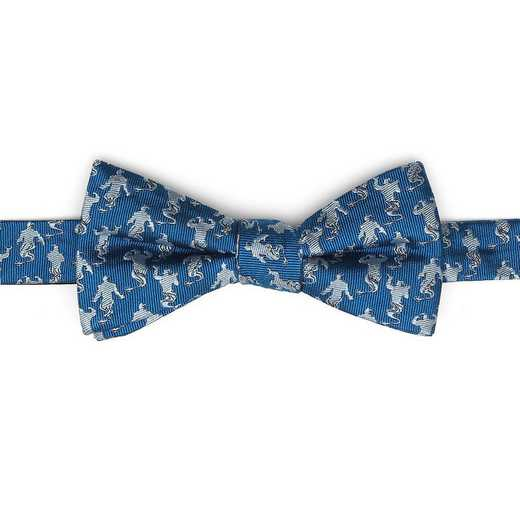 DN-GEN-BL-BT: Genie Scattered Blue Men's Bow Tie