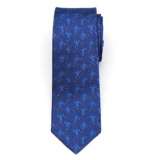 DN-GEN-BL-KT-BB: Genie Scattered Big Boy's Blue Tie