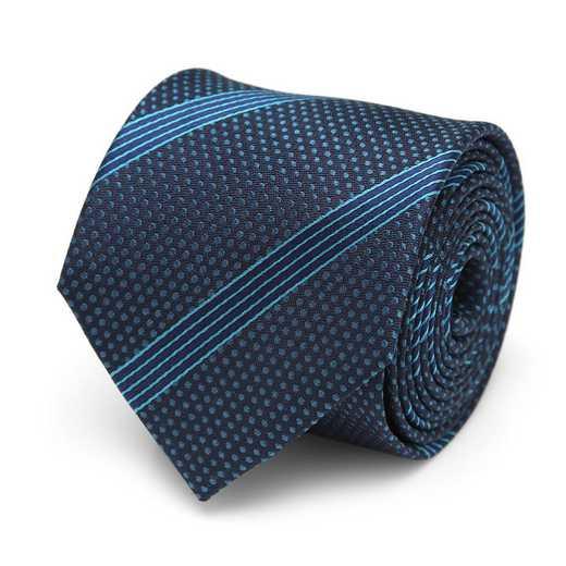 SW-MILUM-FAL-TR: Millennium Falcon Stripe Men's Tie