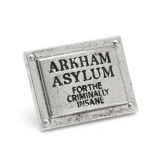DC-JKALSM-LP: Arkham Asylum Lapel Pin