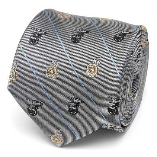 SW-BB9-DO-TR: BB-8 and Dio Men's Tie