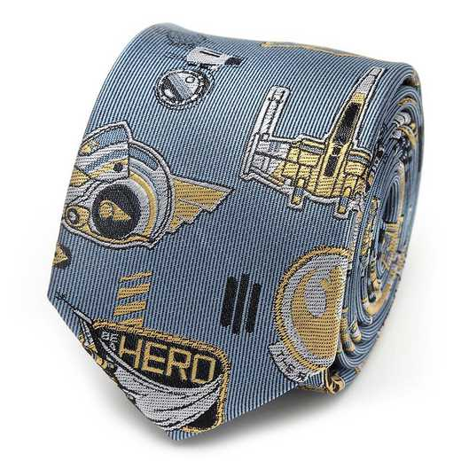 SW-BB9-KT: Rebel Boy's Tie