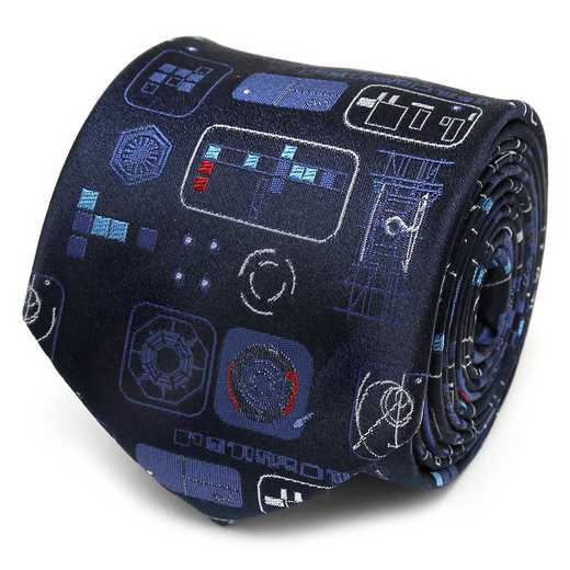 SW-EP9-TR: Star Wars Episode 9 Men's Tie