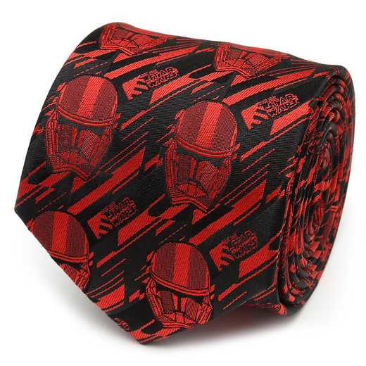 SW-ST9-RD-TR: Stormtrooper Red Men's Tie