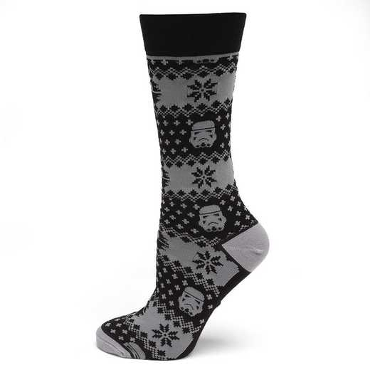 SW-STLE3-BK-SC: Stormtrooper Limited Edition Holiday Socks