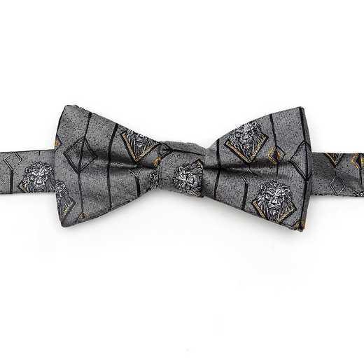 DN-SCAR-GRY-BT: Scar Gray Men's Bow Tie