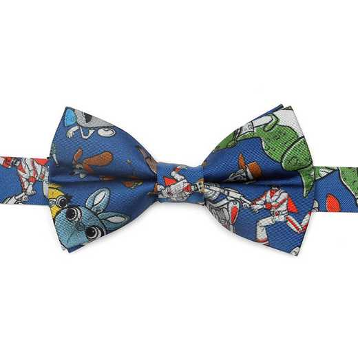DN-TSMTF-BL-KBT-BB: Toy Story 4 Characters Blue Big Boys Bow Tie