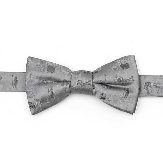 DN-TSMTF-GRY-BT: Toy Story 4 Characters Gray Men's Bow Tie